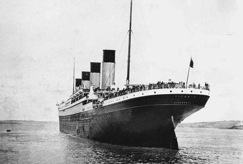 14 avril 1912 - 14 avril 2012