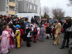 notre fieulle au carnaval bisous notre petit coeur on taime parrain marraine