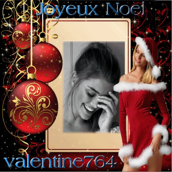 Joyeux Noel mon amie