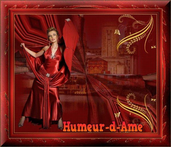 Pour mon amie Humeur-d-Ame