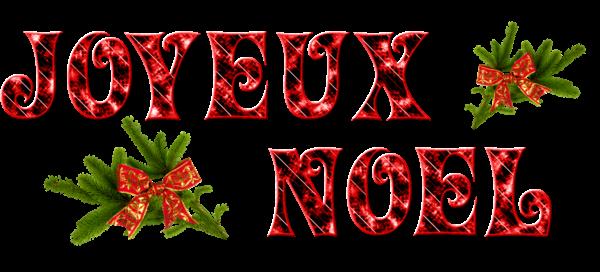 Joyeux noel melinafee