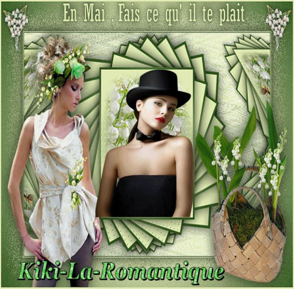 Kdo pour mon amie   Kiki-La-Romantique