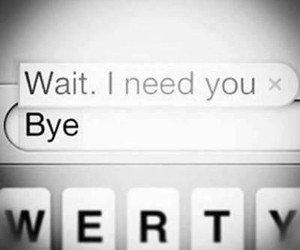 Quand tu n'est pas là...
