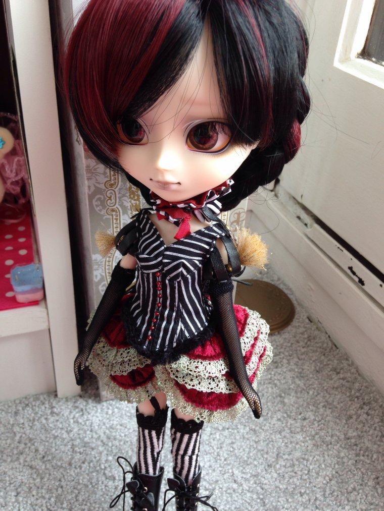Présentation de mes Dolls ^//^