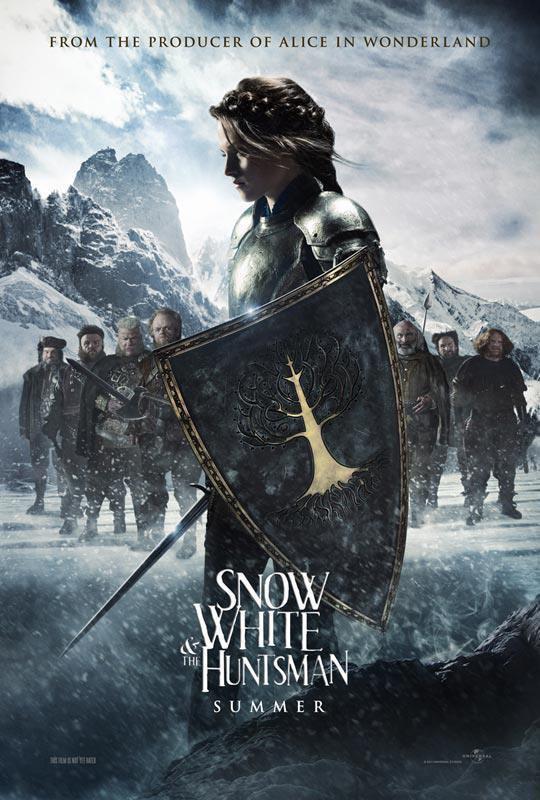 Blanche Neige et le chasseur - le 13 Juin au cinéma