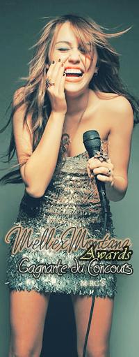 Gagnante du WebTop Octobre : MellexMontana