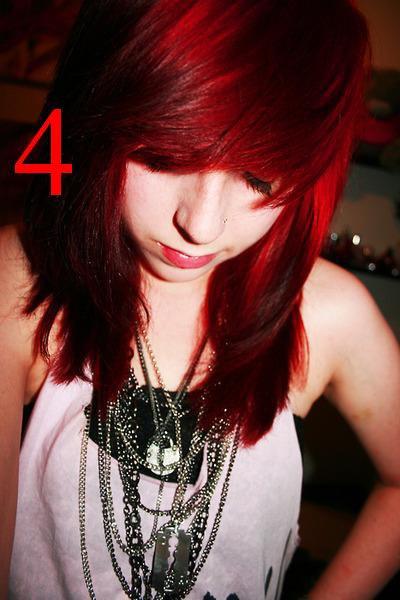 Cheveux Rouge Amp Noir Oui Mais Dans Quel Sens I