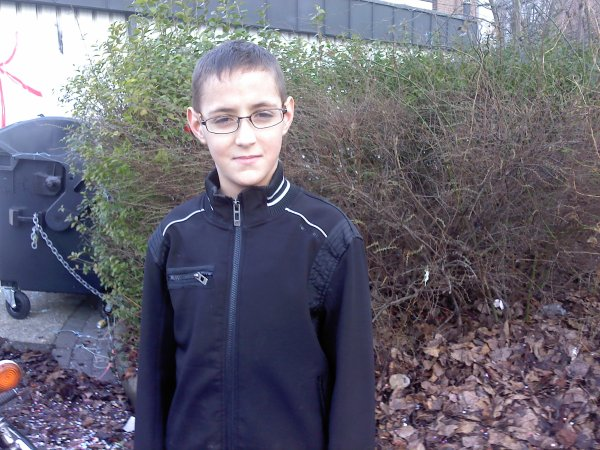 mon fils jordan qui grandis