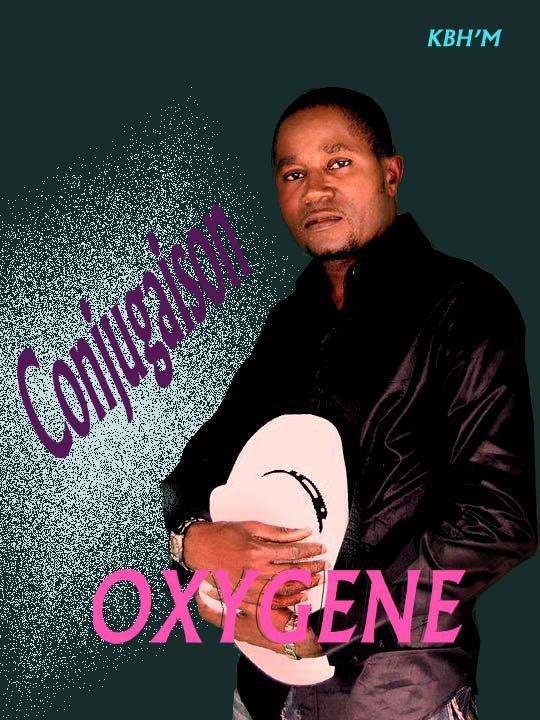 *OXYGENE OXY Nous annonce l'arrivée de son l'album: CONJUGAISON