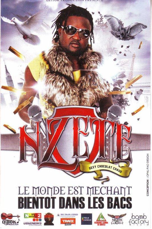 """*NZETE OUSSAMA Sexy chocolat Chaud """"Le Maitre Du Club de la Foi"""""""