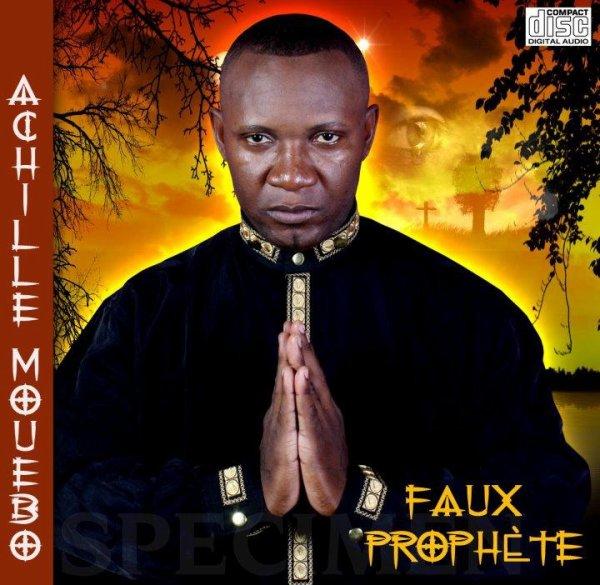 """Sortie de """"Faux Prophète"""", cinquième opus d'Achille Mouébo"""