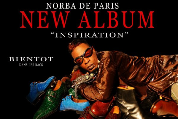 """Inspiration"" le nouvel album de NORBA de Paris"