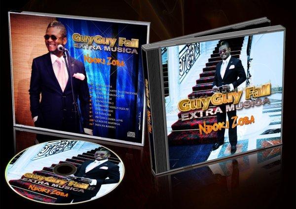 Ndoki Zoba le nouvel Album de GUYGUY FALL est sur le marché!!!!