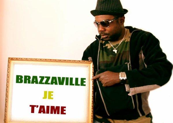 Notre Harold NGANGA national est à Brazzaville!!!