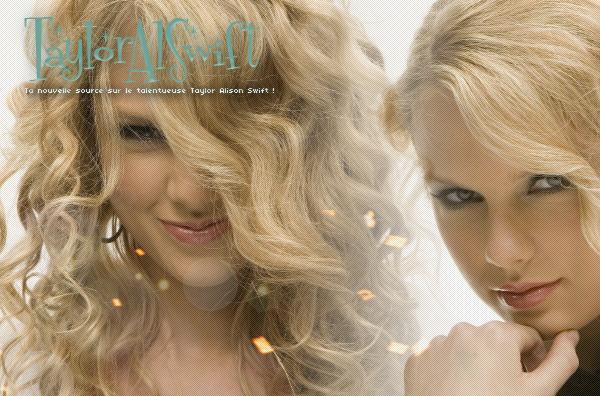 . Bienvenue sur TaylorAlSwift, ta nouvelle source sur la talentueuse Taylor Alison Swift ! .