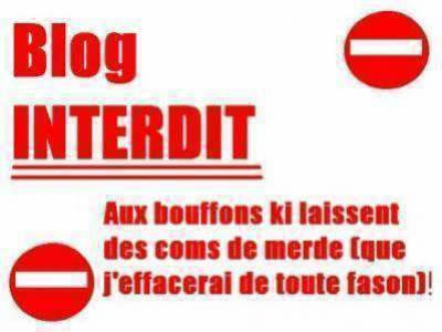 blog interdit