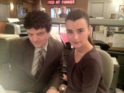Cote and Steve