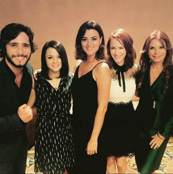The Dovekeepers cast at TCA15