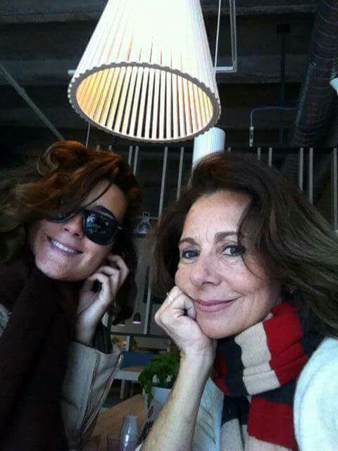 Cote and Mom