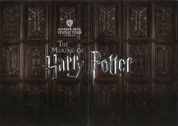 Les studios Leavesden, Harry Potter