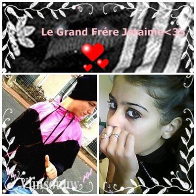 Lui C Mon Grand Frére<3