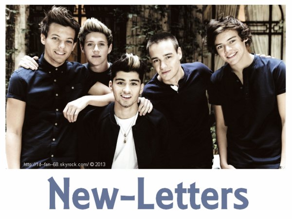 ♦ New-Letters