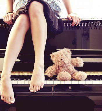 Un piano doit être un ami, c'est-à-dire un confident qui essuie nos rages...