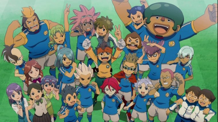 La date de naissance des personnages d'Inazuma Eleven