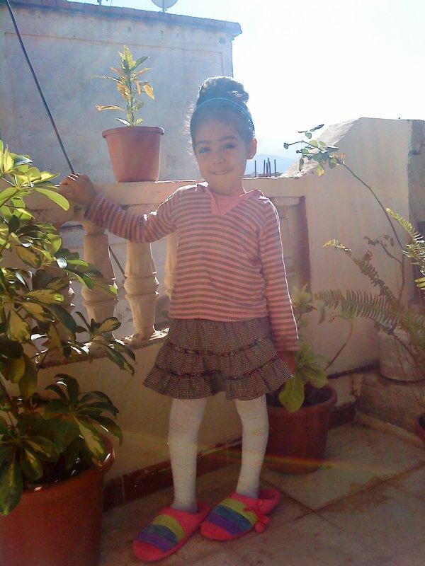 H@DIL une fille de ma soeur