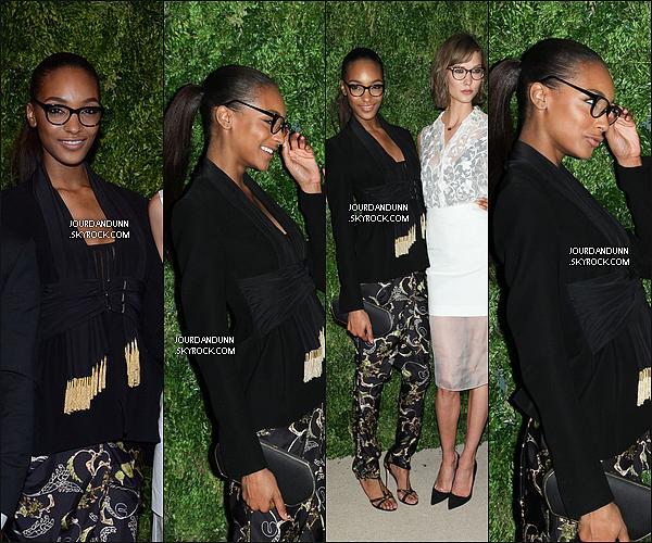 Jourdan aux Vogue Fashion Awards Je la trouve trop mignonne, pas vous?