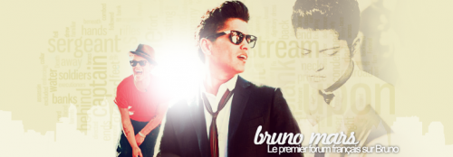 Bruno Mars sur Voltage + Vrac
