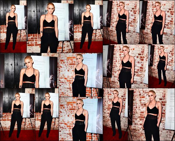 . 07.03.17 - Kristen Stewartétait présente à la première de son prochain film «Personal Shopper»'▬'à Los Angeles. Très belle tenue pour Kristen Stewart lors de cet événement, elle nous offre un nouveau top. Que penses-tu de cette tenue ? Top • flop ? .