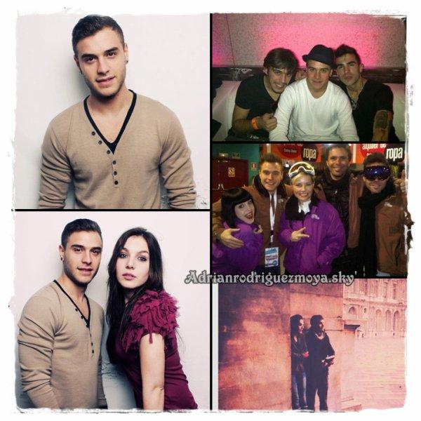 MADRE MiA GUAPO ♥   + Janvier 2012 quelques photos