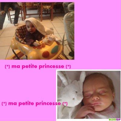 :'( un manque  enorme :')♥ ma petite princess a jms  grave  en moa♥ i love you ma petite princessse♥