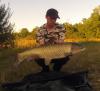 Petite pêche rapide apres le boulot!!