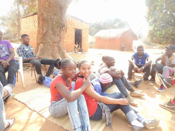 Camp Missionnaire à KASENGA