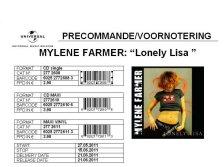 Lonely Lisa : 20 juin ou 04 juillet ?