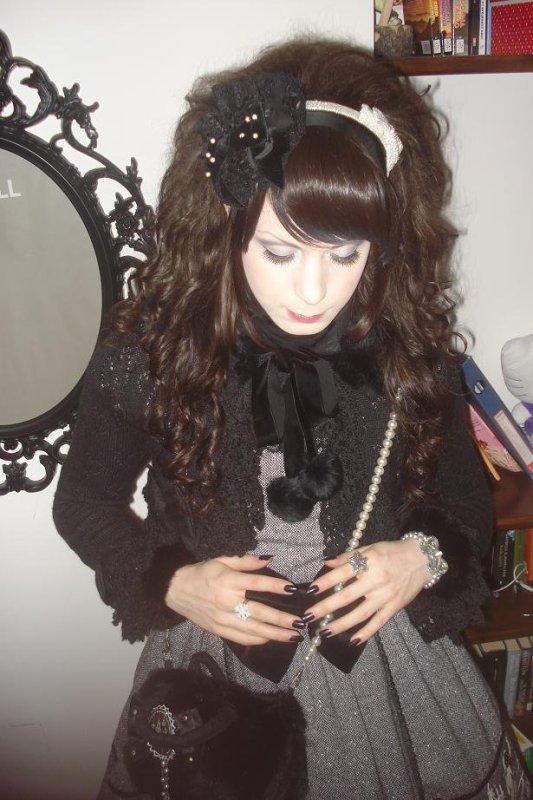Les différents styles au Japon : Les Gothic Lolita