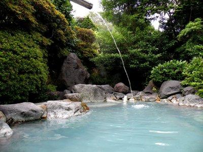 Les bains japonais : les rotenburos