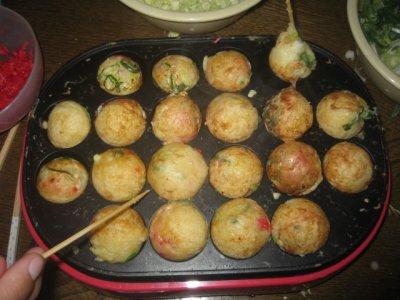 Les Takoyaki