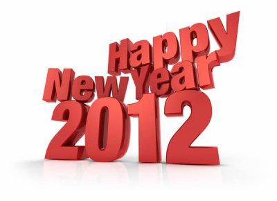 Bonne année 2012 à tous ! ;)
