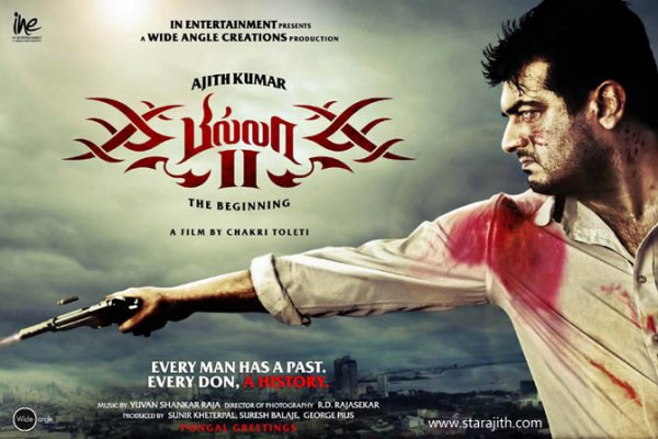 Billa 2 New Poster & Happy Pongal !^^