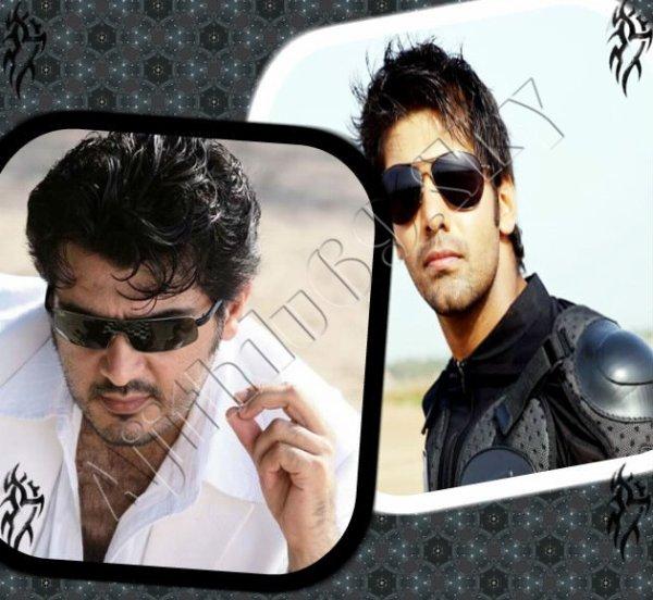 Ajith, Arya et Nayanthara ensemble dans un film de Vishnuvardhan !^^