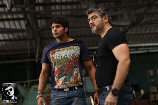 Arrambam new looks !!