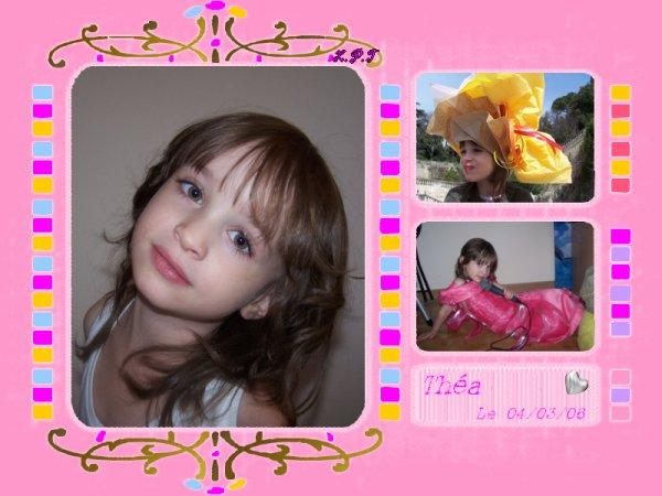 ♥ ♪ Princess Théa ♪ ♥