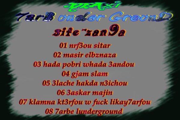 MAXI 7arb under ground