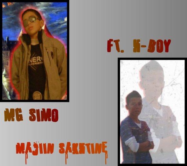 Mg SiMo Ft. H-BoY -- Majiin Sakhtine