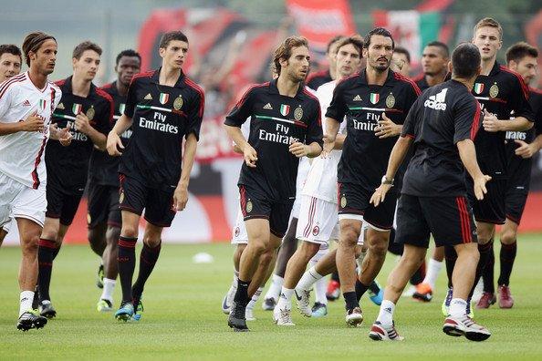 Les matchs auxquelles le Milan participe