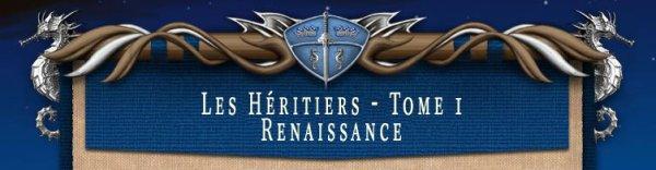 Les Héritiers d'Enkidiev - Tome 1 - Renaissance