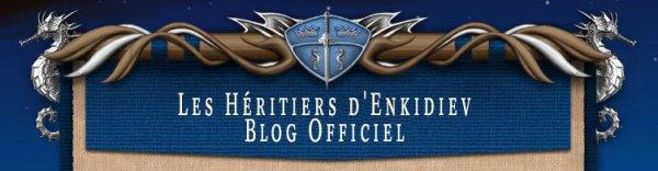 Blog Officiel - Les Héritiers d'Enkidiev